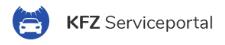 Kfz-Serviceportal